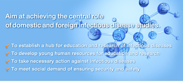 Center for Infectious Diseases|Kobe University Graduate