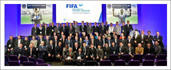 松下雄彦先生がロンドンで開催された Football Medicine Strategy Conference 等に参加されました。