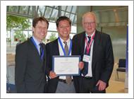 黒田良祐先生が KSSTA Best Reviewer Award 2016 を受賞されました。