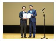 高山 孝治 先生が JOSKAS Outstanding Young Investigator Award を受賞されました。