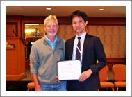 川上 洋平 先生が米国骨代謝学会 Harold M. Frost Young Investigator Award を受賞されました。