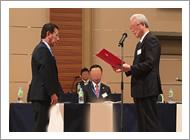 黒坂昌弘名誉教授が日本整形外科学会学術賞を受賞されました。