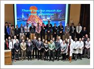 黒田良祐教授が米国ピッツバーグ大学整形外科で The Freddie H. Fu Visiting Professor として招待講演を行いました。