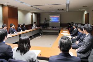 一年次初期研修医対象 神戸大学整形外科 後期研修プログラム説明会を開催しました。