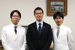 Travelling fellowshipにて2名の先生方が、 北海道大学、岡山大学より神戸大学整形外科を訪問されました。
