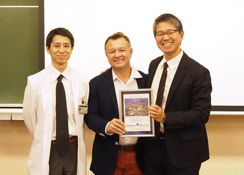 Travelling fellowshipにて 2名の先生方がオーストラリア、コスタリカより神戸大学整形外科を訪問されました。