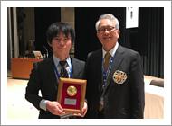 神田裕太郎先生が第130回中部日本整形外科災害外科学会にて学会奨励賞を受賞されました。