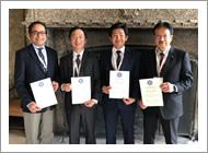 宮崎真吾先生が The ISSLS prize for Lumbar Spine Research in Basic science 2018 Winner を受賞されました。