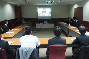 平成31年度 神戸大学整形外科 後期研修プログラム説明会を開催しました。