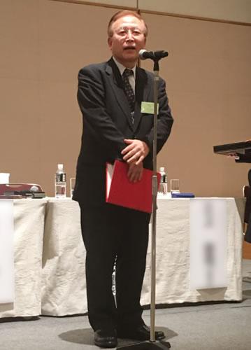 井口哲弘先生が日本整形外科学会功労賞を受賞されました。