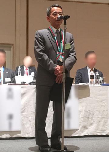 吉矢晋一先生が日本整形外科学会の名誉会員になられました。