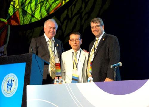 黒坂昌弘名誉教授がISAKOS honorary memberに選出されました